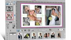 Logiciel de mise en page photo DG Foto Art